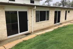 Secureview Laundry and Lounge Sliding Doors
